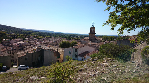 eyguieres-village