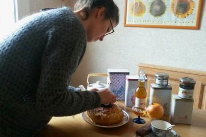 Lætitia Prin - Chasseuse de gourmandises