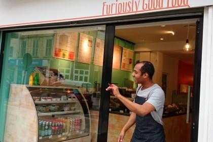 Dégustation de cafés Grand Cru avec Mana Espresso chez Clapham