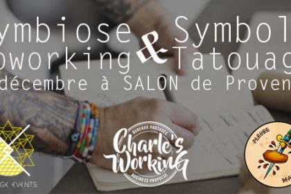 ÉVÉNEMENT Coworking et tatouage chez Charle'sWorking !