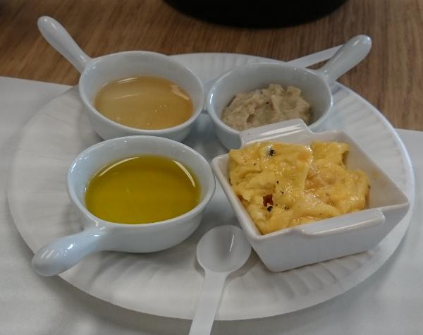 miel-artichaut-omelette-huile-truffe