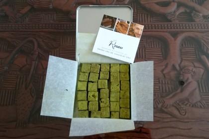 Quand les vertus du Moringa se mêlent au chocolat cru Rrraw
