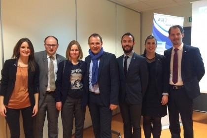 La Jeune Chambre économique : The network to be