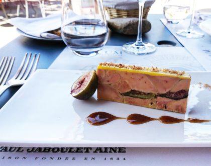 Dégustation gastronomique proposée par le chef Sandro BELLE au Vineum de TAIN !
